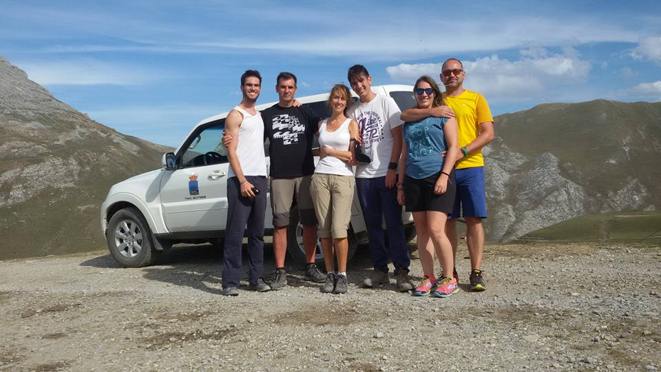 Grupo Clientes Ruta del CAres