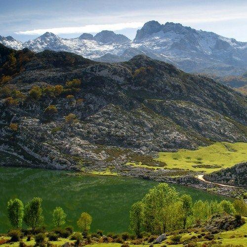 Parque Nacional Pcios de Europa