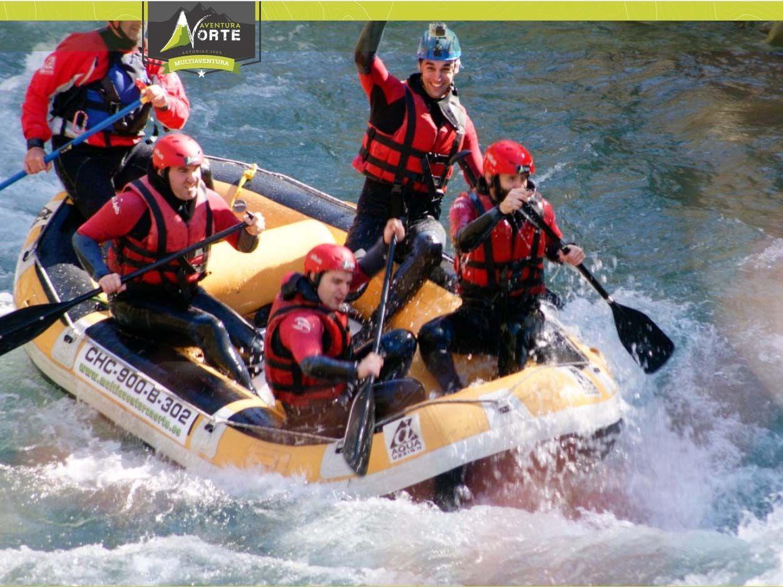 ruta del cares 4x4 alquiler de canoas